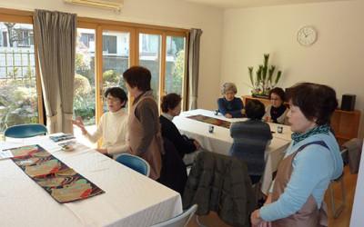 コミュニティ・カフェのテストランを実施しました。