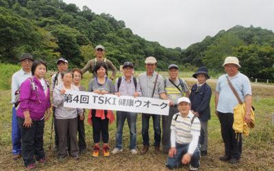 第4回TSKI健康ウオーク「鎌倉宮に山紫陽花を観に」開催