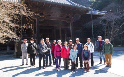 第13回TSKI健康ウオーク「祇園山ハイキングコース」