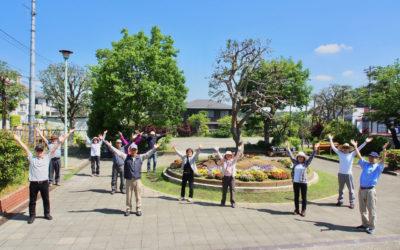 第15回TSKI健康ウオーク「荒井沢にジャケツイバラを訪ねる」