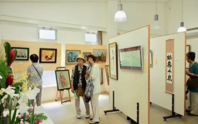 「第5回今泉台文化祭」開催