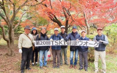11/20 第20回TSKI健康ウオーク「常盤山を歩く」