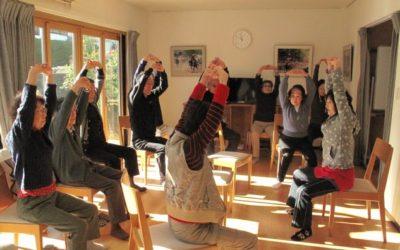 自立できる体作りのための「PPK体操教室」~筋トレ、脳トレ、のどトレ