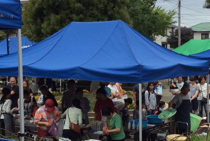 「第6回今泉台文化祭」開催 ~「文化祭マルシェ」併催