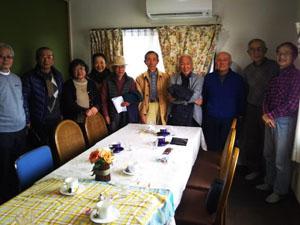 第2回NPO菜園グループ懇談会開催