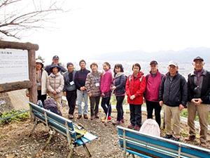 健康ハイキング(冬編12~2月)