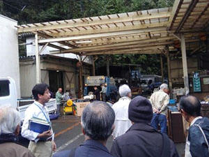 TSKI健康ハイク第21回・横浜自然観察の森&のんびりウオーク見学会で連続台風の憂さを解消!