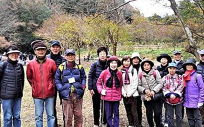 TSKI健康ハイク・第23回:吉ガ沢公園~台峰~中央公園