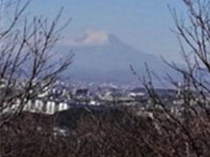 1月19日 TSKI健康ハイク:冬晴れの中、コロナ対策し六国見山の新ルートを歩く!