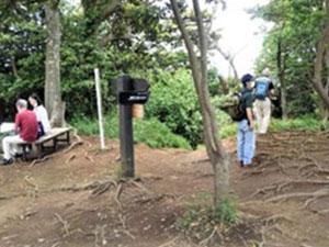 20210518 (健康ハイク有志)天園・勝上献コースをミニハイク&竹を伐採