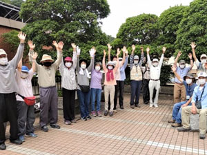 TSKI健康ハイキング6月21日 荒井沢市民の森~皆城山の初夏を楽しむ!