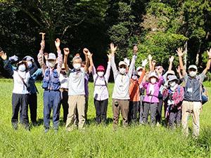 9月20日 TSKI健康ハイク:台風一過、さわやかな天園~回春院地獄谷コースを歩く!